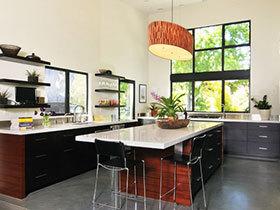 农村厨房设计效果图 13张整体厨房设计图片