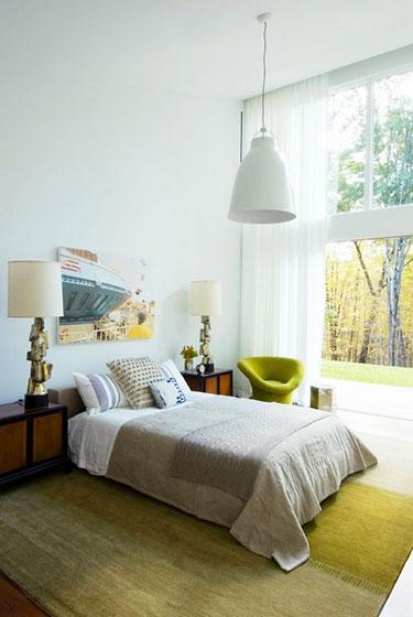 小户型实用小卧室装修图片