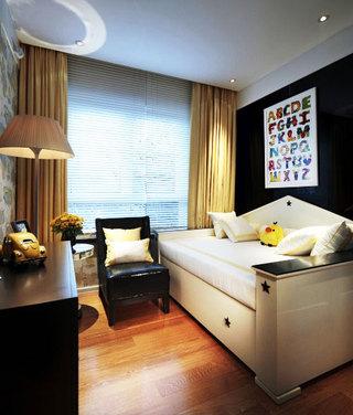 小户型实用小卧室装潢