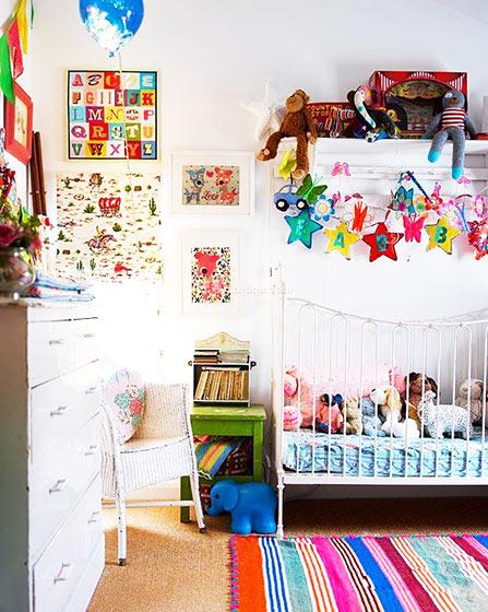 儿童书房设计