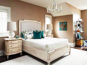 簡歐臥室燈具效果圖 20圖點亮溫馨空間
