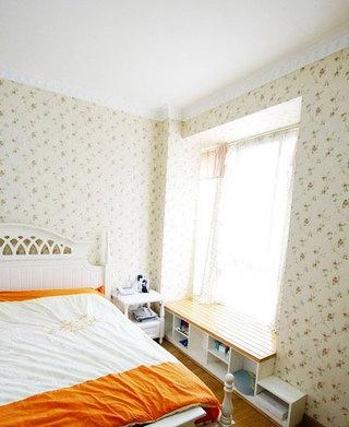 卧室飘窗装修效果图大全2014图片