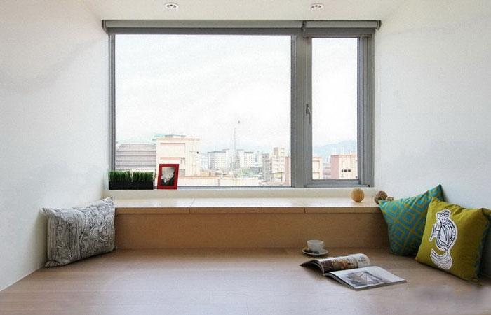 装修效果图 装修图册 打造舒适家居 5款休闲地台设计图片