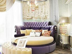 14张床效果图 个性十足