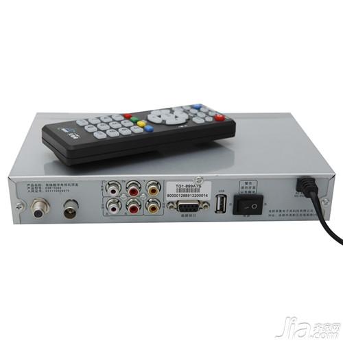数字电视机顶盒安装步骤4