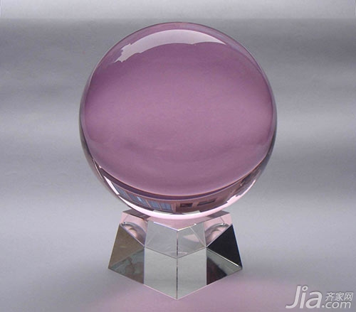 水晶球怎么使用能旺风水原创