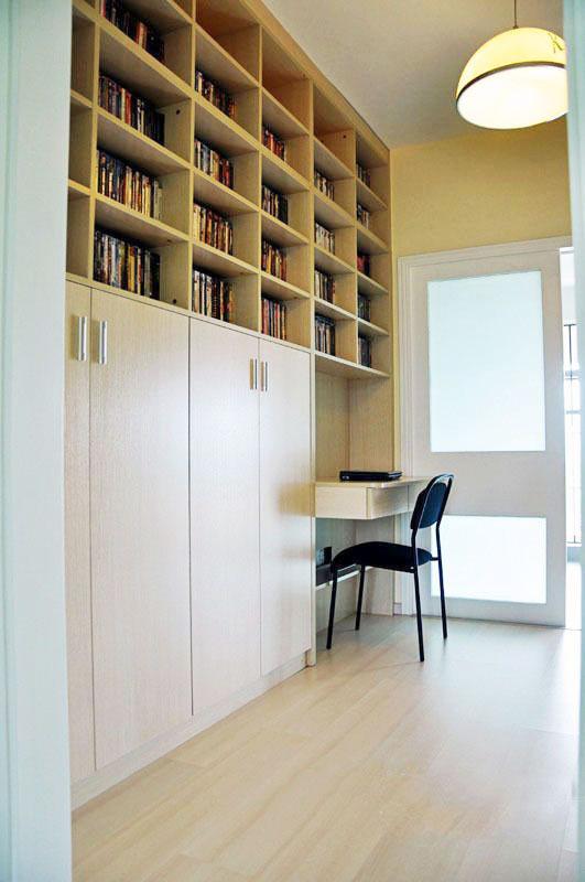 个性书柜设计图