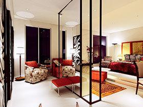 12张客厅与卧室隔断墙图片 个性十足