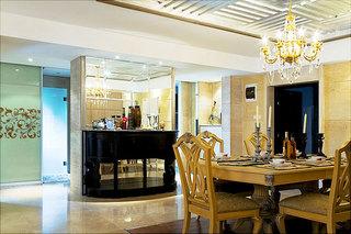 餐厅水晶灯图片