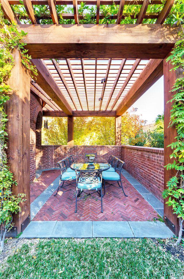 庭院景觀圖片