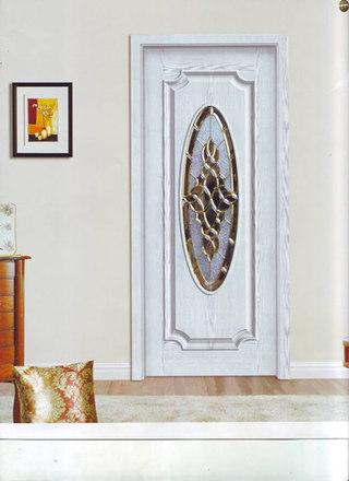 欧式白色木门效果图片