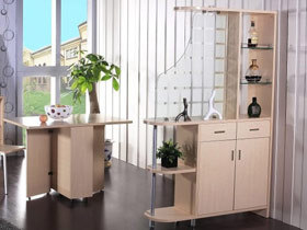 舒适简约的家 14款简约玄关柜设计