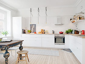 15张厨房灯具宜家风格效果图 个性十足