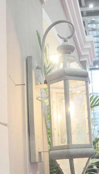 室外壁灯设计
