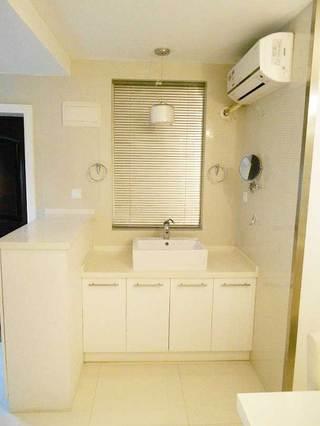 现代简约浴室柜装修图片大全