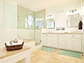 12张欧式浴室柜图片 高贵典雅