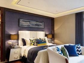 舒适睡眠 13款中性色床头软包图片