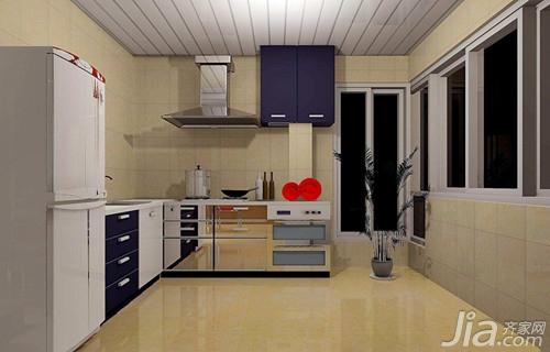 厨房卫生间装修吊顶效果图