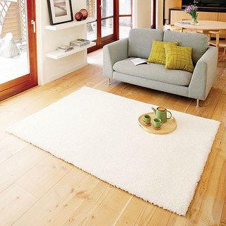 白色地毯效果图