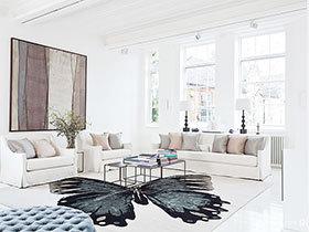 简约不简单 12张简约风格地毯效果图