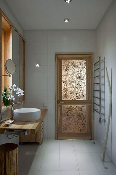 卫生间木门设计