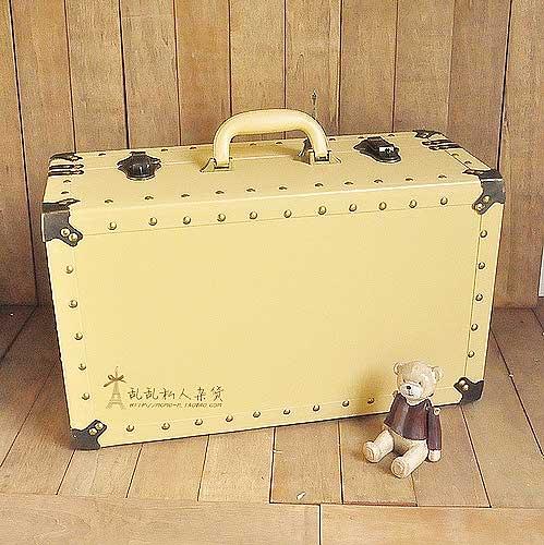 黄色收纳盒设计图