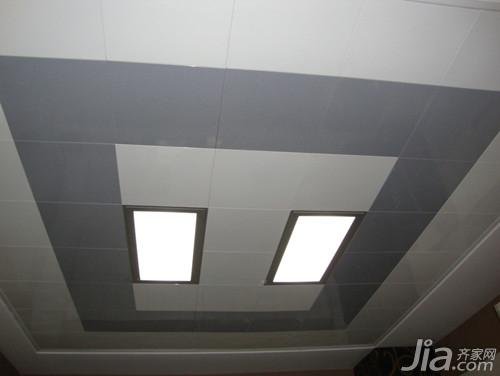 铝扣板吊顶施工工艺图片