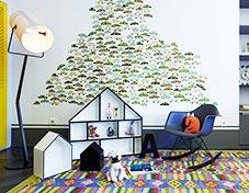 8种风格的地毯设计图