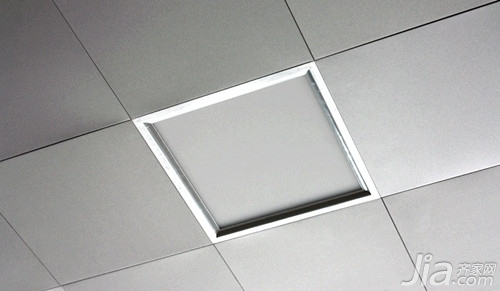 led集成吊顶灯安装方法