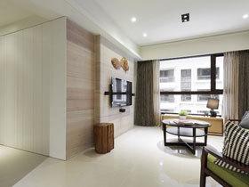 时尚清新三居室装修 美好的家就是这样