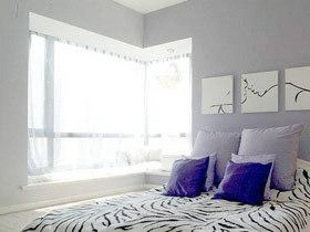 就爱宅床上 11款卧室转角飘窗设计