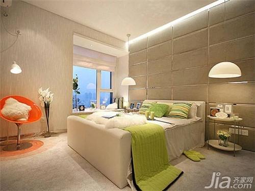卧室顶角线种类 卧室顶角线安装流程高清图片