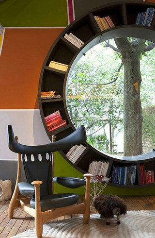 创意儿童书房设计