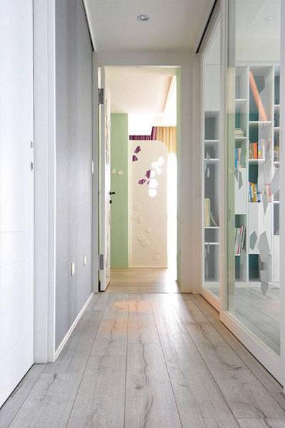 北欧风格三居室120平米装修效果图
