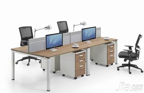 组合办公桌怎么样 组合办公桌效果图片图片