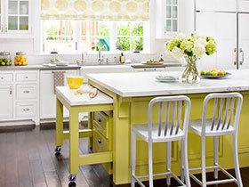 浪漫厨房SHOW 13款开放式厨房推荐