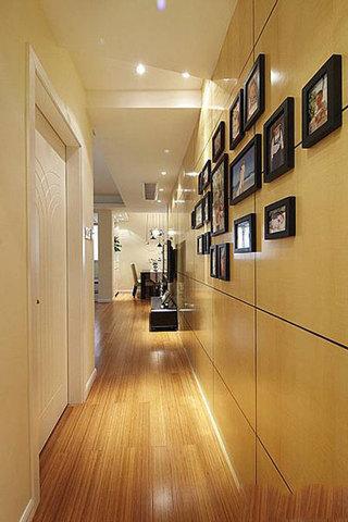 现代简约照片墙设计效果图