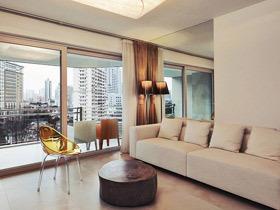 简约宜家设计 70平现代二居