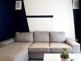 舒适简约风二居装修 看格调家如何打造