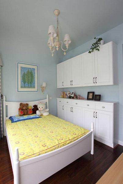 温馨卧室设计效果图