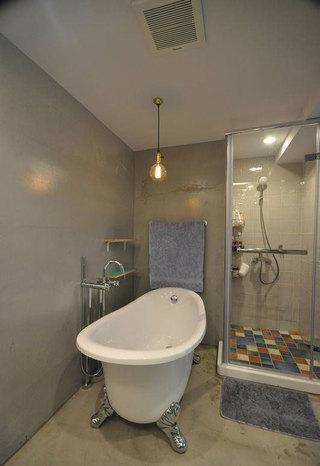混搭个性浴缸设计图片