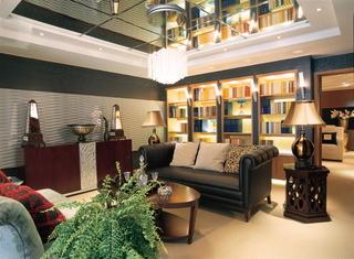 美式风格别墅100平米装修效果图