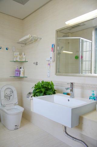 现代清新浴缸设计图片