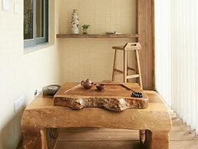 阳台上的古韵茶香 11款禅韵阳台设计