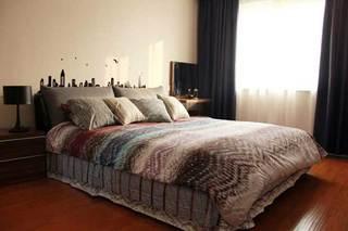 简约温馨卧室设计图片