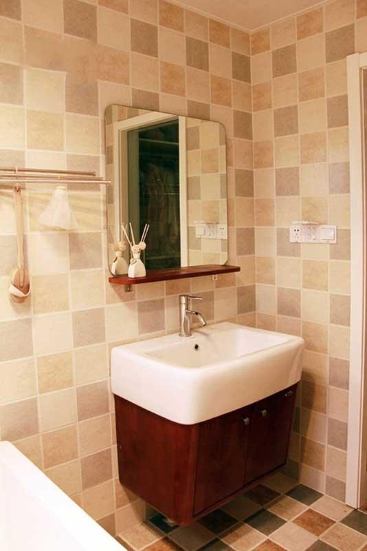 简约风格三居室温馨130平米效果图
