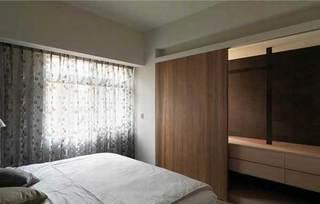 简约风格一居室温馨60平米设计图纸