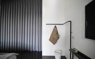 现代简约风格二居室时尚80平米装修效果图
