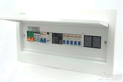 家用配电箱接线图介绍