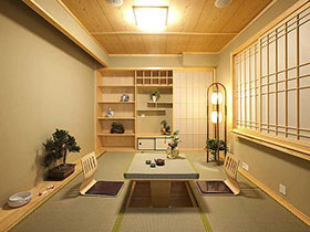 品和風禪韻 11個日式風格茶室設計